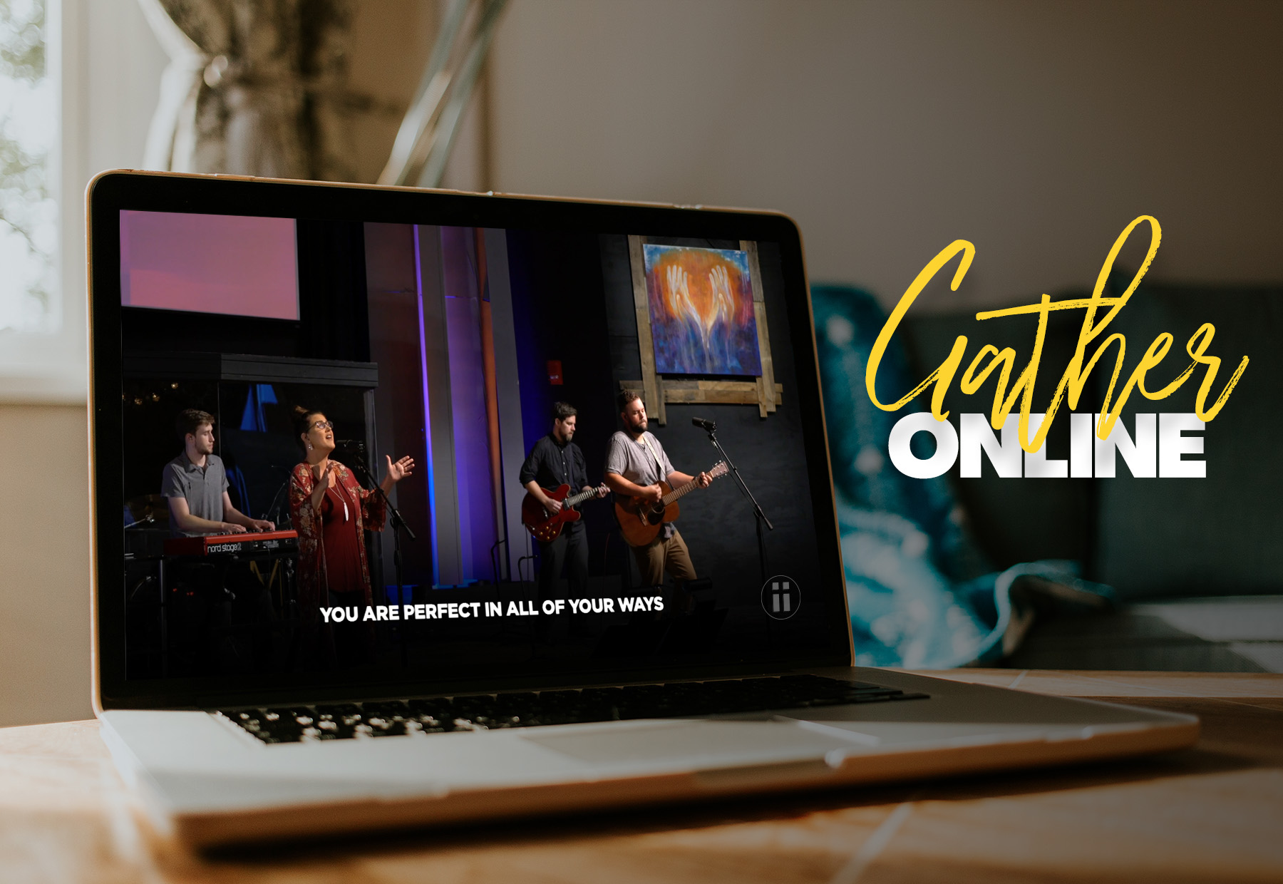 Christ Church Birmingham Online Contemporary Worship | May 24, 2020